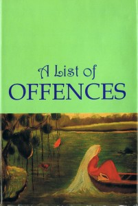A List Of Offences Publisher: UPL (The University Press Limited)